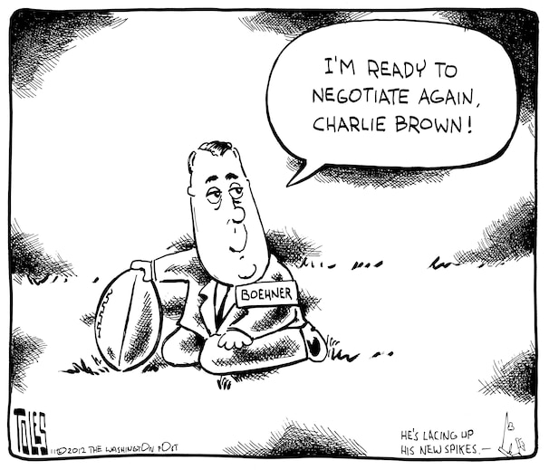 toles11092012 Fiscal Cliff Chronology